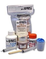 West Systems - Mini juego de reparación (sistemas de resina expoxi)