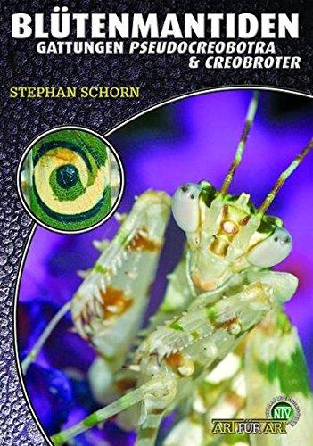 Blütenmantiden: Gattungen Pseudocreobotra & Creobroter (Art für Art)