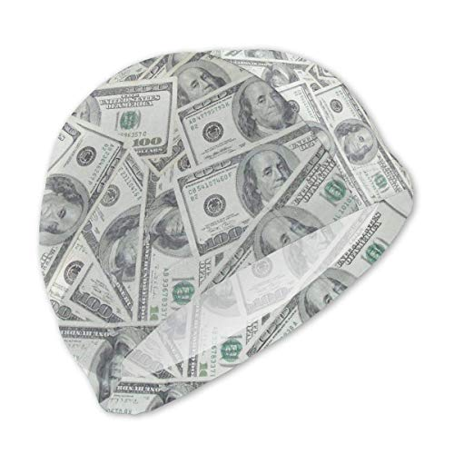 Schwimmhaube, Cool USA Dollar Bill Swim Caps for Kids Boys and Girls Baby Bathing Caps for Long and Short Hair