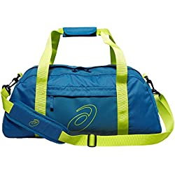 Asics Bolsa de deporte Training Essentials Azul / Lima