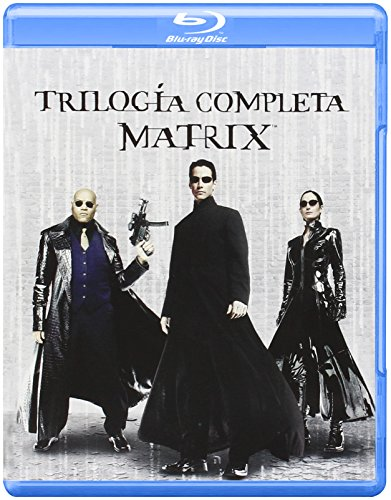 Pack: Matrix + Matrix Reloaded + Matrix Revolutions [Blu-ray]