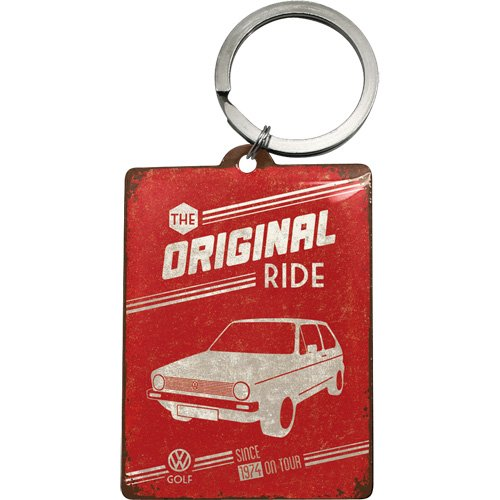 nostalgic-art-vw-golf-the-original-ride-keyring-45-x-6-cm