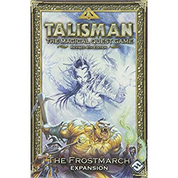Fantasy Flight Games TM05 - Talisman: The Frostmarch Expansion (Talisman: the Magical Quest Game)