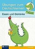 Übungen zum Deutschlernen (Grammatik) - Essen und Getränke: Herr Zahn lernt Deutsch (DaF für Kinder)