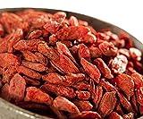 Goji Beeren - 1kg original getrocknete & ungeschwefelte Goji Beeren aus einem der besten Anbaugebiete der Welt (Ningxia - China)