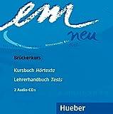 EM NEU 2008 BRÜCKENK.CD-Audios KB (2) [Lingua tedesca]