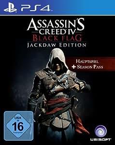 Assassin's Creed 4 Black Flag Jackdaw Edition - [PlayStation 4]
