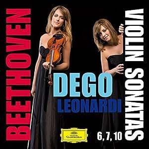 Sonate Per Violino E Pianoforte N.6,7 E 10