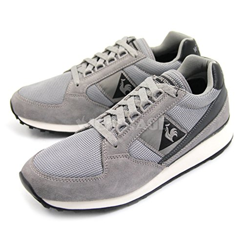 LE COQ SPORTIF - Herren- Blaue Sneaker Eclat aus Veloursleder und Mesh für herren Titanium