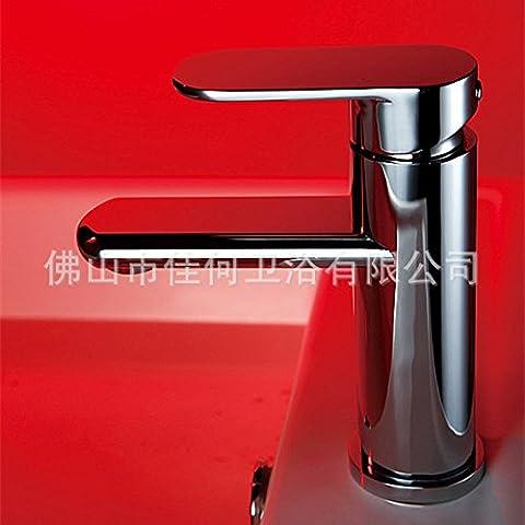 Ovale en cuivre robinet robinet de