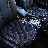 SOWLFE 12 V 20 W Cuscino del Sedile riscaldato in Inverno, Cuscino della Copertura riscaldato Cuscino del seggiolino Auto, Cuscini del Sedile Automatico Cuscinetto del riscaldatore per Auto