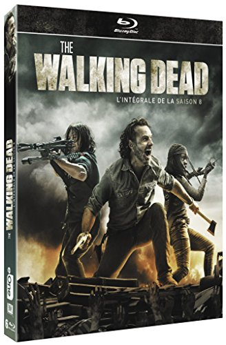 The Walking Dead - L'intégrale de la saison 8 [Blu-ray]