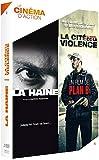 COFFRET films ACTION 2 : LA HAINE - LA CITE DE LA VIOLENCE