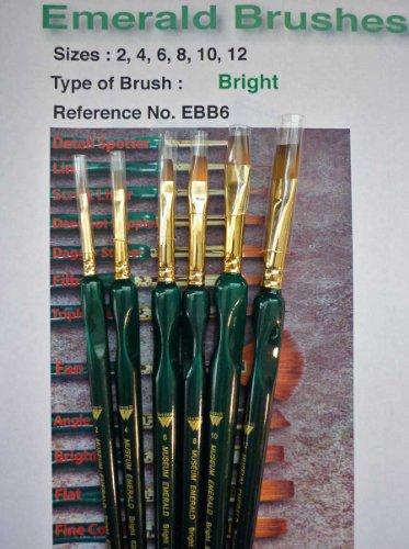 emerald-brush-set-brights-6-brushes-2-4-6-8-10-12