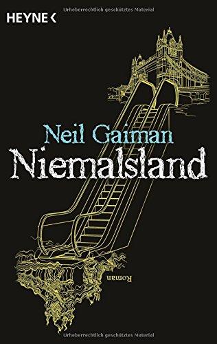 Buchseite und Rezensionen zu 'Niemalsland: Roman' von Neil Gaiman