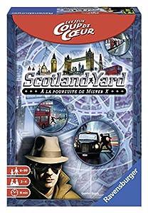 Ravensburger - 26651 - Juego de Acción Sobre Y Reflex - Scotland Yard