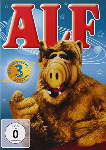 ALF - Staffel 3 (4 DVDs)