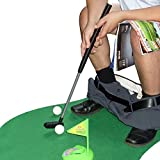 Kit de golf toilette WC - cadeau golf...
