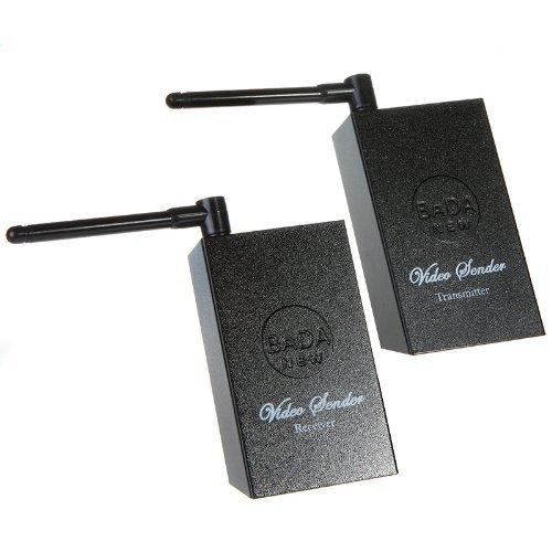 Andoer® 2.4GHz Audio Vídeo Inalámbrico Transmisor Receptor