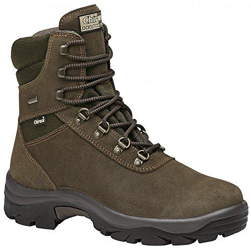 Botas bota Chiruca Torcaz 01 color marrón piel - GORETEX Talla 42