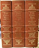 THE CIVIL WAR : A Narrative 3 Vol Set I Fort Sumter to Perryville II Fredericksburg to Meridian III Red River to Appomattox