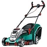 Bosch DIY Akku-Rasenmäher Rotak 43 LI ohne Akku (Grasfangbox, 36 V, Ergoflex-System, Schnittbreite 43 cm, Schnitthöhe 20-70 mm)