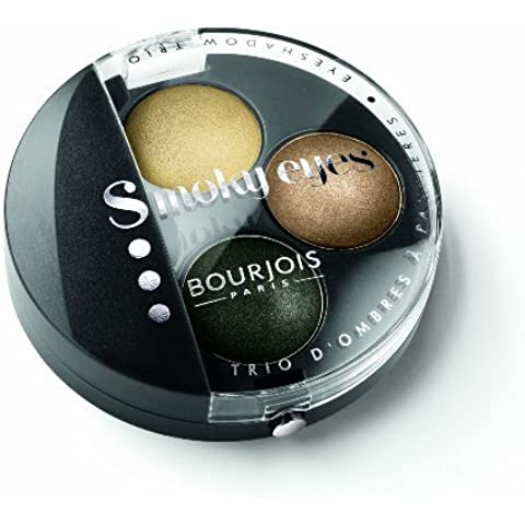 Bourjois Smoky Eyes Trio Eyeshadow No.02 Or Baroque by Bourjois