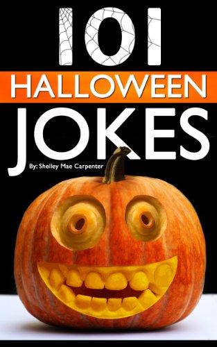 (101 Halloween Jokes (English Edition))