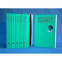 Philosophische Schriften: 6 Bde.