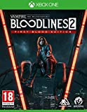 VAMPIRE: THE MASQUERADE BLOODLINES 2 FIRST BLOOD EDITION...
