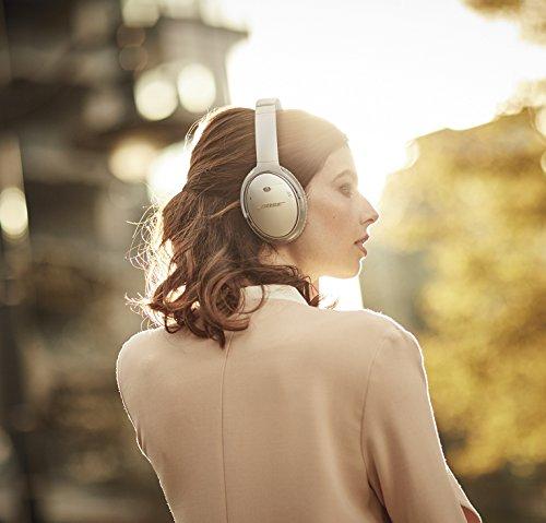 Bose QuietComfort 35 II - Auriculares inalámbricos, Plata