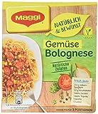 Maggi Fix und frisch Gemüse Bolognese, 19er Pack (19 x 42 g)