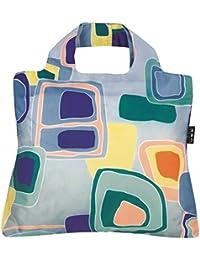 Envirosax BP.B1 Bondi Pavilion Reusable Shopping Bag, Multicolor