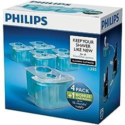 Philips JC305/50 Lot de 5 cartouches pour système de nettoyage SmartClean