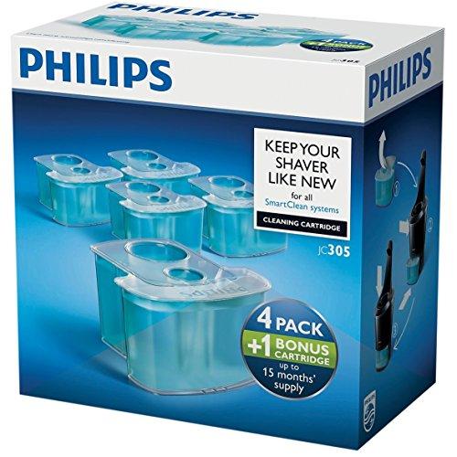 Philips JC305 - Cartuchos de limpieza 4+1