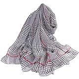 Scialli Stole Invernali Donna Elegante Cerimonia Sciarpe A Scialle Con  Sciarpe A Scialle Avvolgere Morbide E a7e3cb8e1069