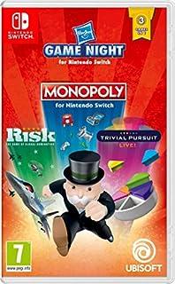 Hasbro Game Night (Nintendo Switch) (B07J6ZZ83K) | Amazon Products