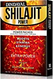 #9: Dindayal Shilajit Power Capsules (Boosts Stamina & Energy)- Extra Power of Shilajit and Gold, Silver & Kesar.