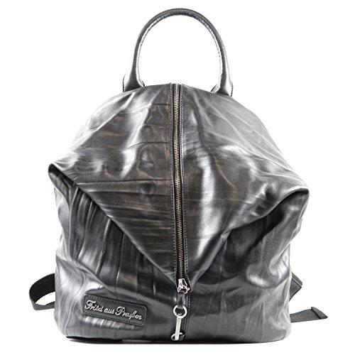 Fritzi aus Preußen Marit Nappa black - Handtasche Black