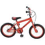 Townsend Boy's Wrecker BMX Bike - Bright Red, 16-Inch