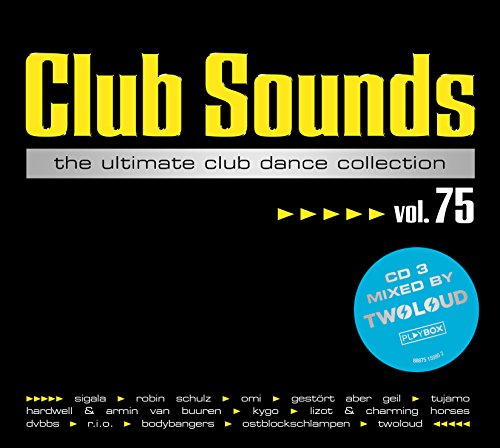 Preisvergleich Produktbild Club Sounds Vol.75