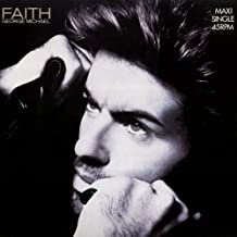 George Michael - Faith - Epic - EPC 651119 6, Epic - 651119 6