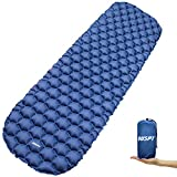 Best Camping Sleeping Pads - OUSPT Inflatable Sleeping Mat,Camping Inflatable Sleeping Pad Camping Review
