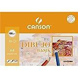 Guarro Canson 728091 - Pack de 10 hojas, A4, 130 gr