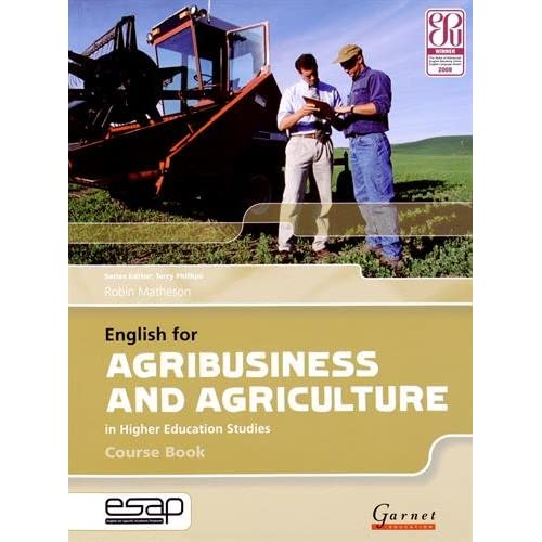 English for Agribusiness and Agriculture in Higher Education Studies : Course Book (2CD audio)
