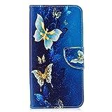Veapero Samsung Galaxy A20E Flip Case,PU Leather Flip Case