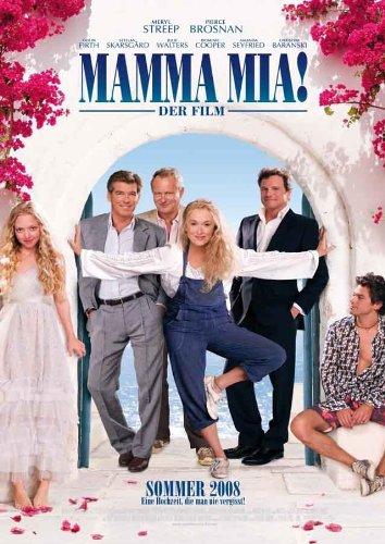 Mamma Mia! - Der Film [dt./OV] - Et Singen Magie