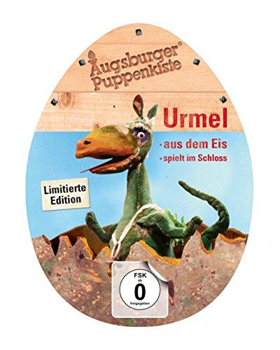 Augsburger Puppenkiste - Urmel aus dem Eis / Urmel spielt im Schloss (Limitierte Edition, 2 Discs)