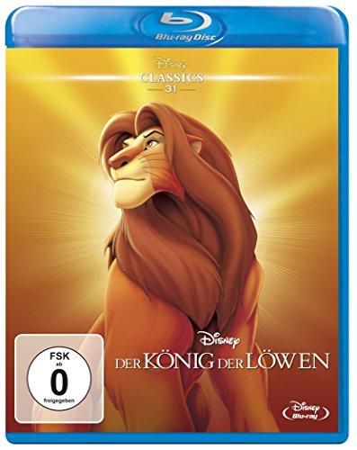 Der König der Löwen - Disney Classics [Blu-ray]