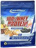 IronMaxx 100% Whey Protein – Wasserlösliches Whey Eiweißpulver für Proteinshake – Proteinpulver mit Florida Grapefruit Geschmack – 1 x 900 g Beutel